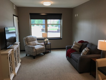 Spacious, affordable assisted living apartments