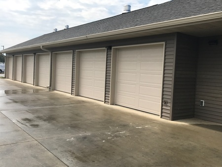 Enjoy the convenience of an attached heated garage!